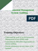 Ems Audit Train
