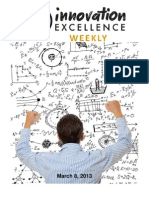 Innovation Excellence Weekly - Issue 23