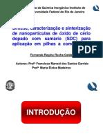 Céria_SDC_Marinha_Encontro Técnico de Materiais e Química