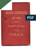 Grandes Constitutions