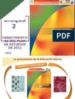 Caracteristicas Del Plan 2011