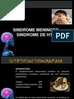 Sx Meningeo y de HIC