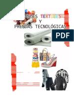 Textiles y prendas tecnológicas
