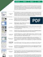 pdf writer and publishing tools