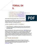 HDR Tutorial en Español