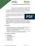 INFORME DE LABORATORIO N° 4