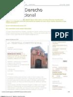 Apuntes Derecho Constitucional_ 07 - TRIBUNAL CONSTITUCIONAL