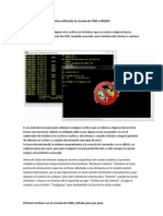 Eliminar virus y otros archivos utilizando la consola de CMD o MSDOS.docx