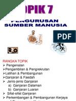07-pengurusansumbermanusia-100126060253-phpapp02.ppt