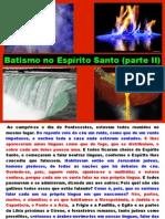 Batismo no Espírito Santo _parte II_