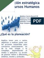 Planeacion estratégica de Recursos Humanos