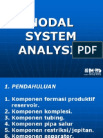 Nodal System Analisis
