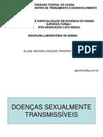 Doenças sexualmente transmissíveis AULA UFC  03