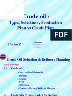 Crude Oil _Selection_ Planning-IMA-17.01.12-by T.Adhikari..ppt