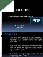 50183404 Referat Fluor Albus