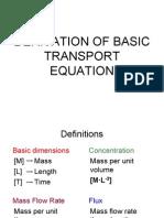 transport eqn derivn Lecture.pdf