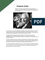Francis Crick & James Dewey Watson