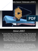 James Webb Space Telescope (JWST) Presentation