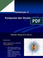 03. Struktur Dan Komposisis Bumi