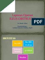 ppt ileus obstruktif