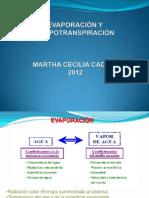 DECIMA CLASE EVAPORACION.ppt