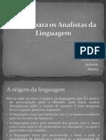 A Ética para os Analistas da Linguagem