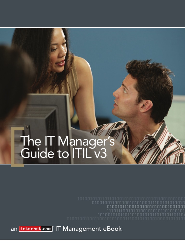 Ebook itil v3 managers it guide itil it service management fandeluxe Choice Image