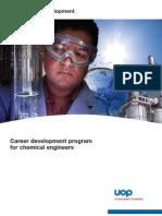 UOP Career Development Program for Chemical Engineers Brochure1