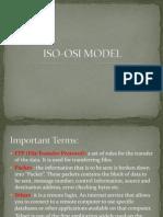 Iso Osi Model