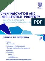 Product RD Session 9 - IPR - Nitin Deshpande Feb 12 2013