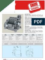 1000.4WT-WTG Motore Same