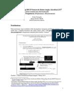 Dody Firmanda 2013 - Penjelasan 1. Pengukuran (Measurement) Strategi RSUP Fatmawati Dalam JCI