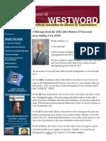 March 2013 Westword