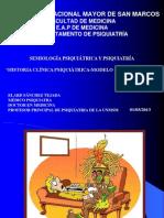 Clase Semiologia y Psiquiatria 2013