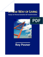 Roy Posner-A New Way of Living
