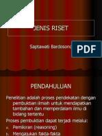 jenispenelitian