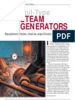 Coil Type Steam Generators