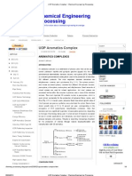 UOP Aromatics Complex ~ .