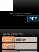 Types of Company meeting.ppt
