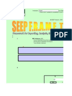 SEEP FRAME Tool, version 2.02.xls