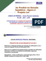 Brasilia DF Inspecao Predial 22-11-2012