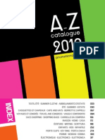 A-z Catalogue 2013 Int