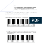 Piano Keyboard_Learning C
