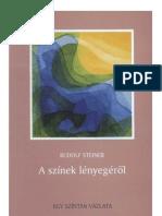 56821651 Rudolf Sreine rA Szinek Lenyegerol