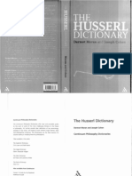 Husserl Dictionary