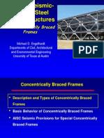 Seismic Design of Concentrically Braced Frames