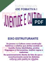 Ppt 20 Unidade Formativa I Juventude e Cultura