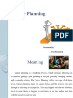 Career Planning HRM