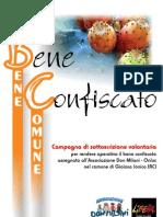 Don Milani - Campagna Bene Confiscato