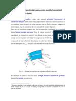 Legea Energiilor (Particularizare Pentru Modelul Curentului Unidimensional de Fluid